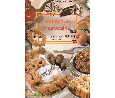 Patisseries Marocaines - Illustrations Pas à Pas