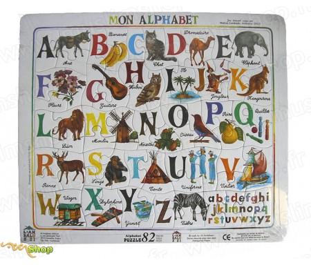 Puzzle - Mon Alphabet