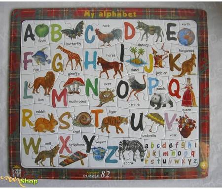 Puzzle - My Alphabet