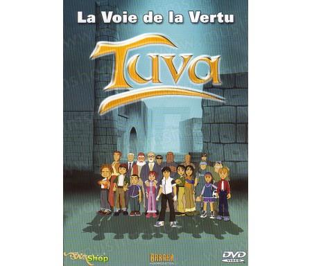 Tuva - La Voie de la Vertu (DVD version française)