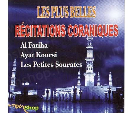Les Plus Belles Récitations Coraniques