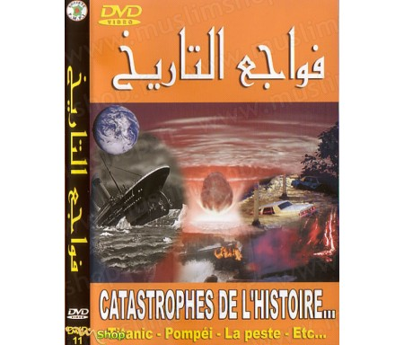 Catastrophes de l'Histoire... (Titanic, Pompeï, la Peste)