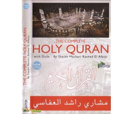 Le Saint Coran Complet en Mp3 par EL-AFASSI