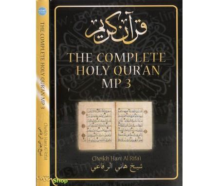 Le Saint Coran Complet en Mp3 par AL-RIFA'I