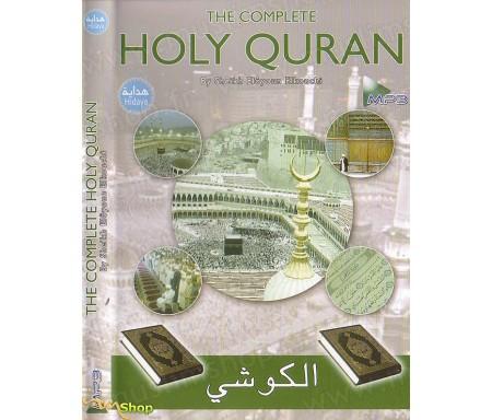 Le Coran Complet au Format MP3 par EL-KOUCHI