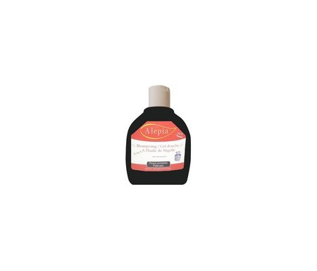 Shampoing Gel douche à l'Huile de Nigelle - 300ml