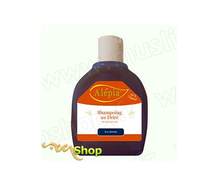 Shampoing Fortifiant aux Huiles Lauriers, Drire, Olivie - 300ml