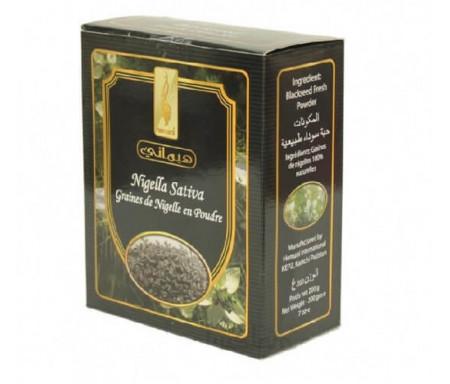 Poudre de Graine de Nigelle Nigella Sativa - 235g