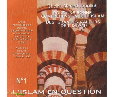 L'islam en Question, Pour une Bonne Compréhension de l'Islam - Cd + Dvd