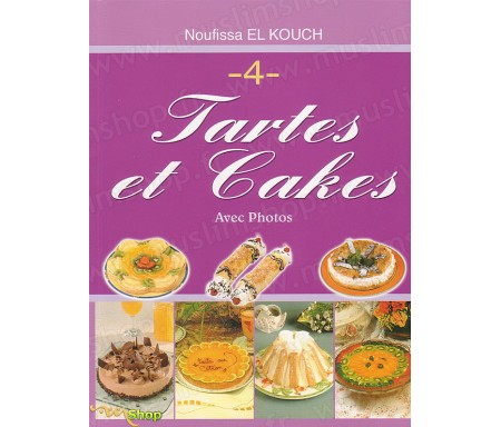 Tartes et Cakes avec Photos - N°4