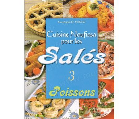Cuisine Noufissa pour les Salés (Poissons) - N°3