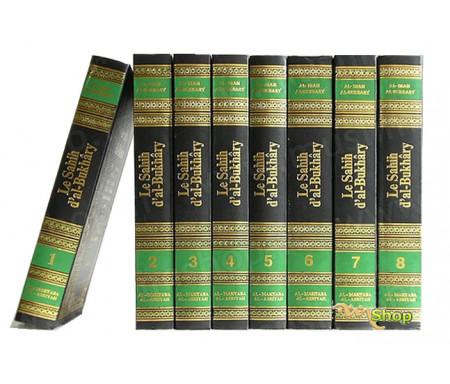 Sahih El-Boukhari Complet en 8 volumes - Arabe / Français