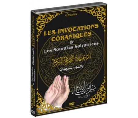 DVD Les invocations Coraniques et Les Sourates salvatrices (arabe-français)