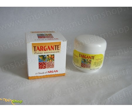 Targante, Crème Nourrissante à l'Huile d'Argan - 50ml