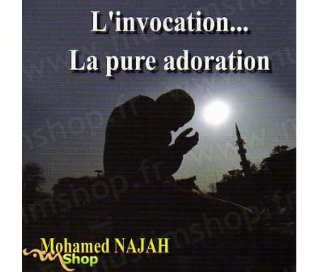 L'Invocation...La pure adoration