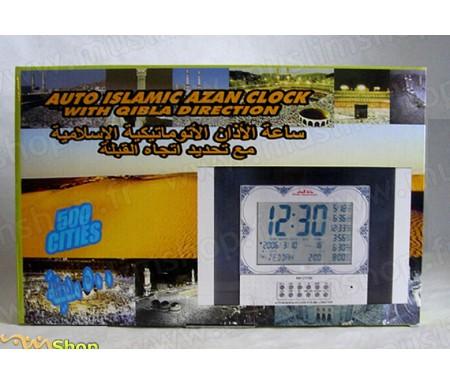 Islamic Prayer Clock - Horloge avec Appel à la Prière