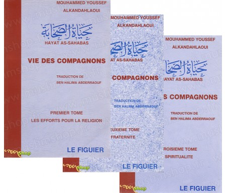 La Vie des Compagnons - 3 Tomes
