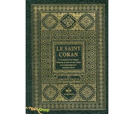 Le Saint Coran Bilingue et Phonétique