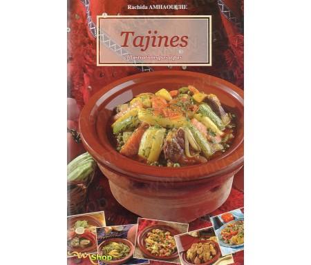 Tajines (Viande, Poissons, Poulet) - Illustrations Pas à Pas