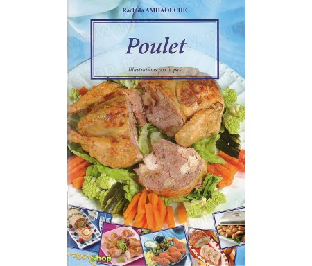 Poulet - Illustrations Pas à Pas