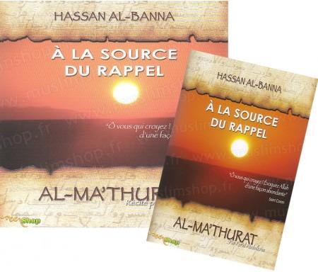 Al-Ma'thurat, A La Source du Rappel - Livre + CD