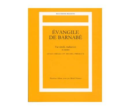 Evangile de Barnabé