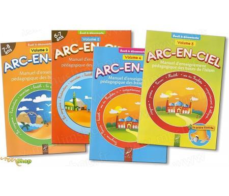 Collection Arc-En-Ciel (4 Tomes)