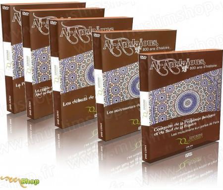 Pack Al-Andalous, 800 Ans d'Histoire