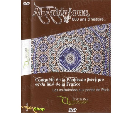 Al Andalous, 800 Ans d'Histoire - Conquête de la Péninsule Ibérique et du Sud de la France, Les Musulmans aux Portes de Paris (D