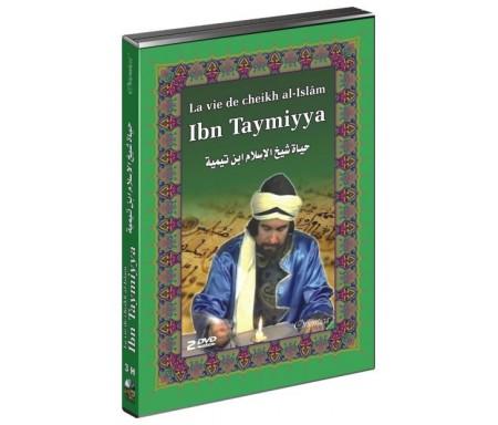 La Vie de Cheikh Al-Islâm IBN TAYMIYYA (Film Historique en Langue Arabe Sous-titré en Français - 2 DVD)