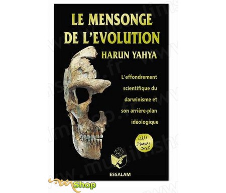 Le Mensonge de l'Evolution - Grand Format