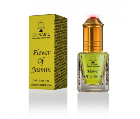 Parfum Flower Of Jasmin (Homme) - 5ml - El Nabil Classique