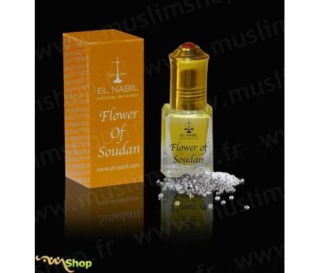 Parfum Flower Of Soudan (Homme) - 5ml - El Nabil Classique