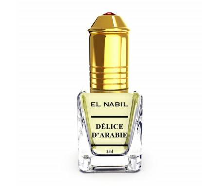 Parfum Musc Délices d'Arabie (Femme) El Nabil - 5ml