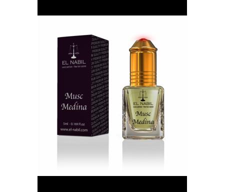 Parfum Musk Medina (Homme) - 5ml - El Nabil Classique