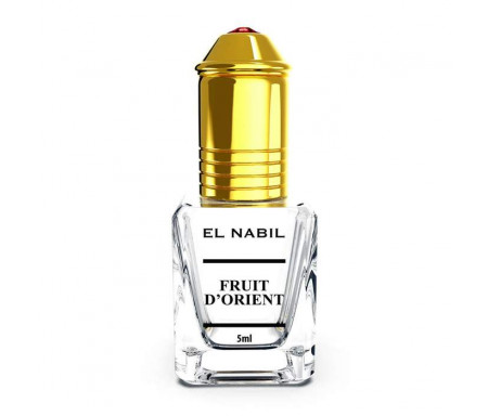 Parfum Fruit d'Orient (Femme) - 5ml - El Nabil Classique