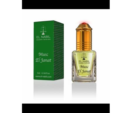 Parfum Musk Al Janat (Femme) - 5ml - El Nabil Classique