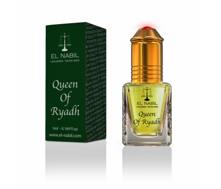 Parfum Queen Of Ryadh (Femme) - 5ml - El Nabil Classique