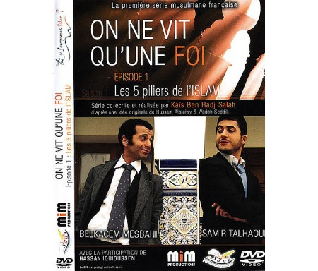 DVD - On Ne Vit qu'Une Foi (Episode 1)