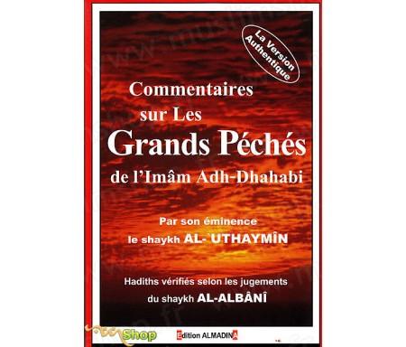 Commentaires sur les Grands Péchés de l'Imam ADH-DHAHABI