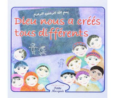 Dieu nous a crées Tous Différents