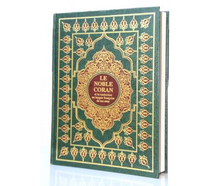 Le Noble Coran et sa Traduction - Version Luxe Grand Format