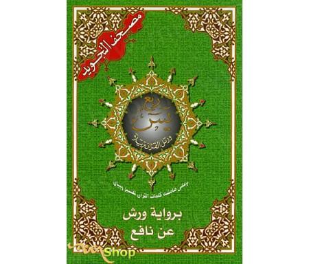Coran Tajwid Arabe - Rabi' Yassin