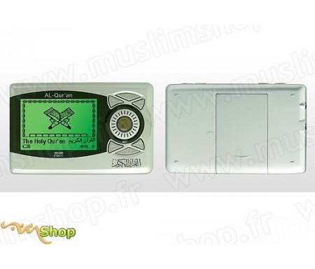 Coran Digital Enmac DQ734A - 3 récitateurs (Sudais et Shuraim, Al-Moeqali)