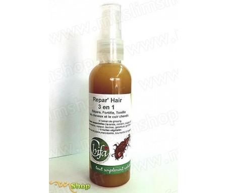 Repar'Hair CHIFA à l'extrait de ginseng (100ml)