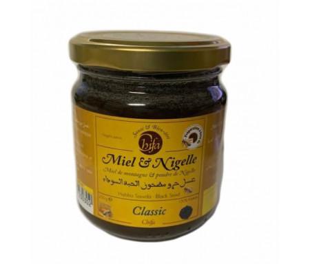 Miel et à la Nigelle (Habba Sawda) Chifa 250g