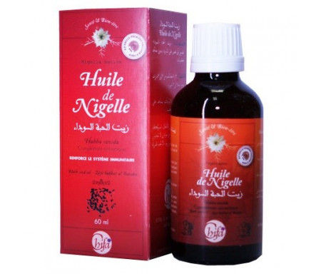 Huile de Nigelle (Habba Saouda) Chifa 60 ml