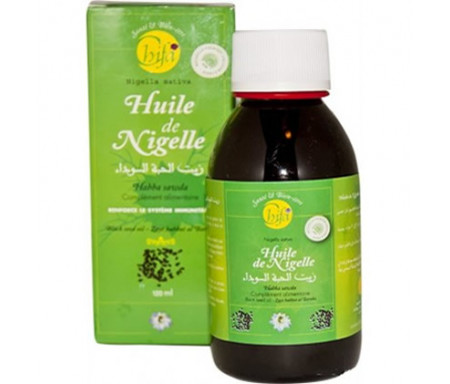 Huile de Nigelle - Habba Sawda (125ml)