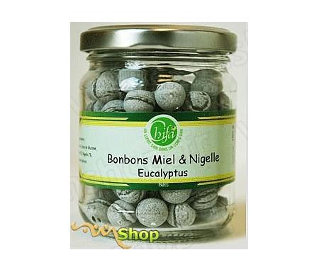 Bonbons au Miel, à la graine de Nigelle et à la Menthe (150g)