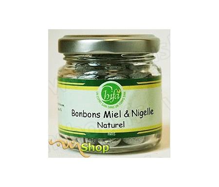 Bonbon Miel, Nigelle, Eucalyptus 70g